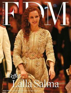 Lalla Salma Morrocan Dress, Moroccan Caftan, Arab Fashion, Diva Fashion, Royal Dresses, Princess Outfits, Costume, Traditional Dresses, Party Wear
