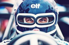 10 Famous 1970's Formula 1 Eyes - King of Fuel