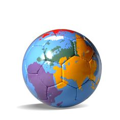 'Eine Welt-Ball' Mini-Fussball - S.W.W.S.W.