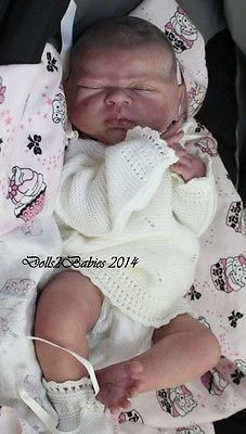 "Reborn Baby Doll BLANK KIT - ""Angelina"" by Cindy Musgrove LE ***NEW RELEASE***"