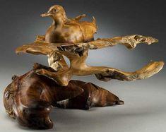 Image result for juniper duck carving