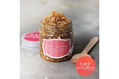 Honey & Oatmeal Facial Scrub by Hey Gorgeous Calendula Oil, Chamomile Oil, Oatmeal Scrub, Real Honey, Apricot Oil, Carrot Seeds, Macadamia Oil, Hey Gorgeous, Facial Scrubs