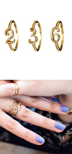 Lucky numbers ring - 25% off with code SECRET.