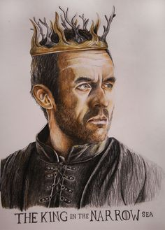 Stannis Baratheon the First of His Name by Gutter1333