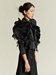 Junya Watanabe Women's Satin Ester Jacket | LN-CC
