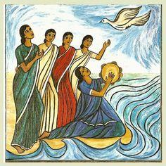Zing, Israël, zing! Een kort verhaal bij het lied van Mozes en Mirjam 'De koning van Egypteland' (lied 169 uit het Liedboek)   Ja.  Weet je, ik heb momenten meegemaakt dat ik zó blij was, zó verrast door hoe bijzonder onze God is, dat ik wel moet zingen.  Ken je dat gevoel?  Dat er opeens een lied in je gedachten komt?  Dat je zin hebt om te gaan zingen?