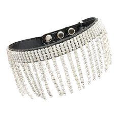 Vanderpump Pets Diamond Fringe Collar >>> Review more details here : Collars for dogs