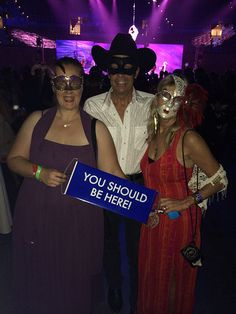 More friends and more fun! Las Vegas July 2014 #ysbh #masqueradeball