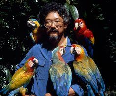 """David Suzuki """"The Nature of Things"""""""