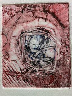 Intaglio collagraph textures Collagraph Printmaking, Mixed Media Painting, Gravure, Simple Art, Art Techniques, Textile Art, Collage Art, Art Lessons, Art Prints