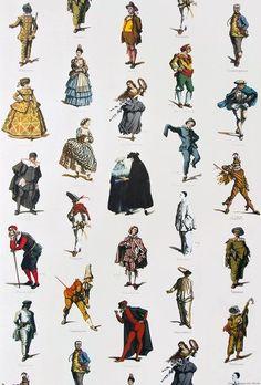 "People - Vintage Art Print Poster Reproduction 20x29"" EuroGraphics http://www.amazon.com/dp/B00FPKCL70/ref=cm_sw_r_pi_dp_T-67tb1QMV3MW"