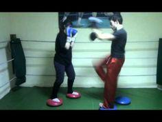 Propriocezione nella Kick Boxing - YouTube