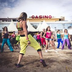 Dance your way to fitness with #Zumba #zumbadance