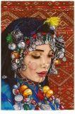 Amazigh woman II - Monika Wyłoga