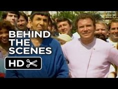 Very nice video with Star Trek IV: The Voyage Home Behind The Scenes - Set Photos (1986) Movie HD - YouTube
