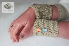Beginners Crochet Workshop at Aoife's Learn the skills required to create a pair of lovely wrist cuffs. Artist and Designer Orlaith Hamersley will guide you through the process of crocheting the unique fashionable accessories. When:                 Tuesday the 14th of April 10.30am to 1.30pm Where:                Aoife's café and Gallery, 33 The Mall, Waterford. Cost:                    €25 Price includes:   Finest quality yarn                               Crochet hook…