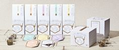 5つの効果を持つオーガニックハーブティー発売   NEW ITEM   BEAUTY   WWD JAPAN.COM