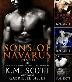 Sons of Navarus Box Set #1 by K.M. Scott https://www.amazon.com/dp/B00XFAAFVG/ref=cm_sw_r_pi_dp_I-JJxbNT6GHYS