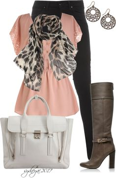 """""""Pretty in Pink Contest 2"""" by sydneyac2017 ❤ liked on Polyvore"""