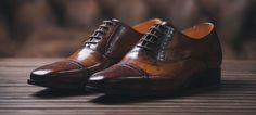 Create Your Own Unique Patina Effect Shoes