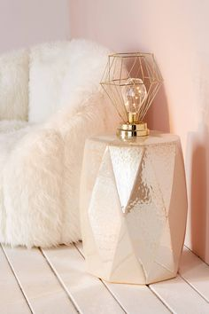 Shop Serena Geo Caged Table Lamp at Urban Outfitters today. We carry all the latest styles, colors and brands for you to choose from right here.