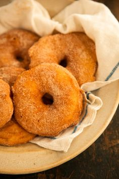 ... Cold Outside! Warm Up With Apple Beignets - Layla Grayce Backroom Blog