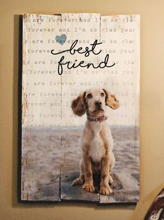Pet Sympathy Photo on wood Picture Frame Pet memorial Pet Memorial Gifts, Dog Memorial, Memorial Ideas, Pet Loss Gifts, Pet Gifts, Craft Gifts, Gifts For Pet Lovers, Dog Lovers, Pet Remembrance