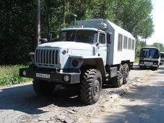 Ural 4320-01 / Урал 4320-01