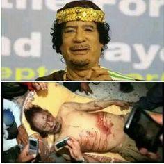 Famous Men, Famous Faces, Muammar Gaddafi, Post Mortem Photography, World Population, Celebrity Deaths, World Problems, African History, Serial Killers