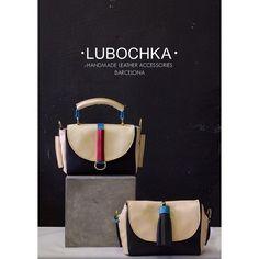Lubochka leather bags http://www.lubochka.com