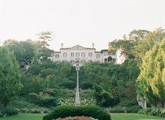Elegant Boysenberry Wedding at The Villa Terrace Italian Villa, Little Black Books, Terrace, Wedding Ceremony, Reception, Italian Weddings, Mansions, Elegant, House Styles