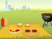Free Online Girl Games, Help Emma cook the best burgers as she prepares for a picnic!  In Emma's Recipes Hamburger you'll not only have to search the grocery store for all the ingredients, but you'll have to prepare everything from scratch!  Make sure you follow the directions so that the picnic goes off perfectly!, #burger #cooking #dinner #grilling #girl