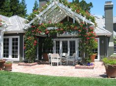 Past Projects - traditional - Patio - San Francisco - Waterman & Sun....I Love Everything About This!!!