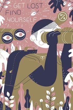 Get Lost, Find Yourself by Philipp Dornbierer