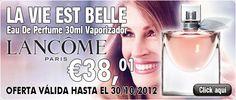 Lancome - La Vie Est Belle Eau De Perfume 30vp por 38.01€