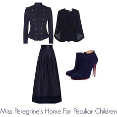 Miss Peregrine's Home for Peculiar Children style report