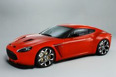 Aston Martin sent 50 years ago 19 exemplars to Italy. Italian designer Zagato was asked to re-vet the car. The result was one of the most elegant cars in automobile history. There is a recent limited edition of 150 units of the legendary Zagato V12 , cost 395,000 Euro.