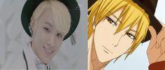 Kise Ryouta vs. SHINee Key