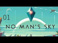 No Man's Sky - Прохождение на русском #1 Первые Шаги, что делать?