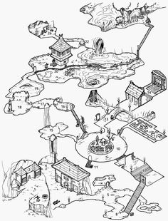 The Bedrock Blog: WUXIA DUNGEONS (WANDERING HEROES OF OGRE GATE)
