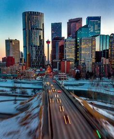 Calgary, New York Skyline, Canada, Travel, Viajes, Destinations, Traveling, Trips