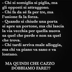 😕😮 e quindi che si fa? Funny Photos, Funny Images, Verona, Funny Video Memes, Zodiac Quotes, Thought Provoking, How Are You Feeling, Jokes, Inspirational Quotes