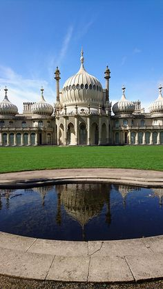 Royal Pavilion, Brighton by photphobia on Flickr