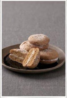 辻口博啓が伝える和素材のお菓子「きな粉のブッセ」   お菓子・パンのレシピや作り方【corecle*コレクル】