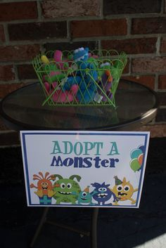 """Photo 17 of 39: Lil' Monsters / Birthday """"Brody's Monster Bash"""" 