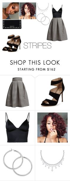 """MY ENTRY"" by kawaiipotato25 on Polyvore featuring Rumour London, Carvela, T By Alexander Wang and Dsquared2"