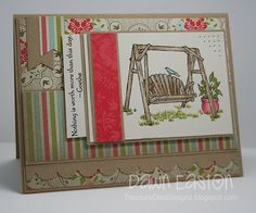 Summer Afternoon SSSC159 by TreasureOiler - Cards and Paper Crafts at Splitcoaststampers