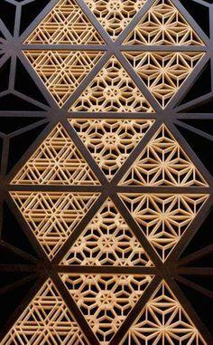 64 Best Wood Kumiko Designs Images Wood Art Woodworking Carpentry