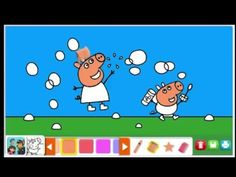 Peppa Pig Coloring Book 3 Colouring GamesGame