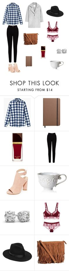 """@#$"" by camipera on Polyvore featuring moda, Shinola, Tom Ford, EAST, Kendall + Kylie, Juliska, Lack of Color, H&M y MANGO"